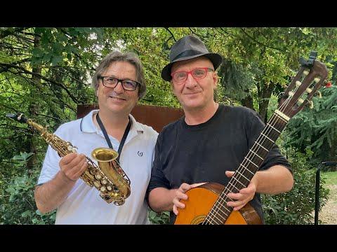 Duo Nebbia - Giuseppe Boron e Maurizio Carrara TeatroCanzoneMilanesPopolare Milano Musiqua