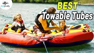 Best Towable Tubes In 2019 – Top Selections For Your Water Sport!
