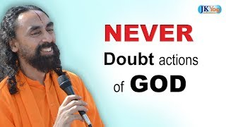 NEVER Doubt The Actions Of God - Ram Leela Lessons From Shiva And Parvati Story | Swami Mukundananda