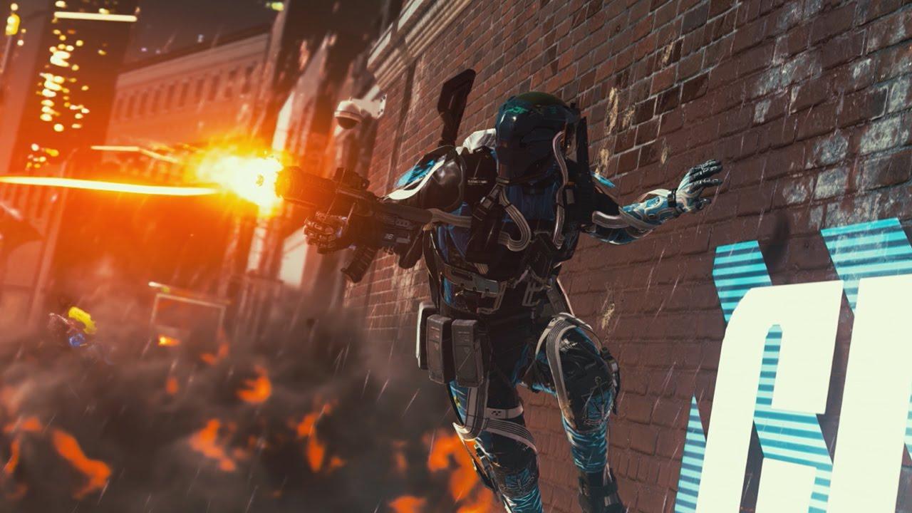 Sabotage, первое дополнение для Call of Duty: Infinite Warfare, уже доступно на PS4