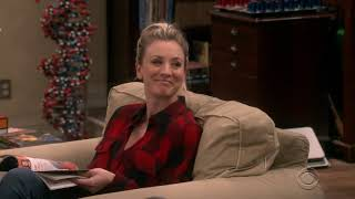 Leonard Tells Penny He Played Game With Joe Manganiello And Kevin Smith | The Big Bang Theory S12E16