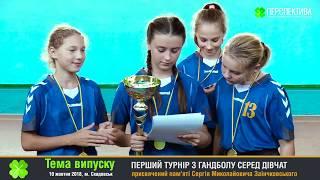 Перший турнір з гандболу пам'яті тренера Заінчковського Сергія Миколайовича, м.Скадовськ, 2018