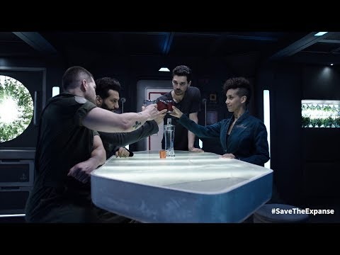 I made a fan trailer for The Expanse to contribute to the ongoing effort to save the show. Help us spread the word and get more people interested!