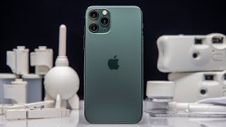 Apple iPhone 11 Pro review: the BEST camera on a phone