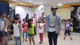 Mercy - Badshah Feat. Choreographed By Trilok Sir - YouTube