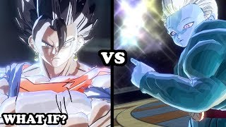 DAISHINKAN KILLS ZENO! Vegito (Ultra Instinct) VS Daishinkan - DB Xenoverse 2 Mods