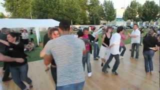preview picture of video 'Salsa sur les Quais 2012 Angoulême...'