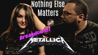 Metallica Nothing Else Matters Reaction!!