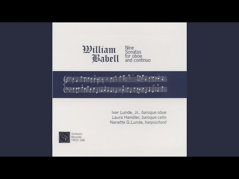 Sonata No. 4 in G Minor, Pt. 1: III. Adagio