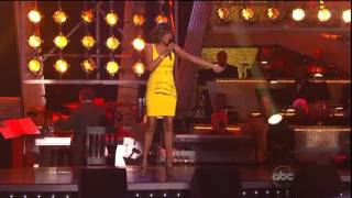 Whitney Houston   DWTS Finale 11 24 2009   I Wanna Dance With Somebody   YouTube