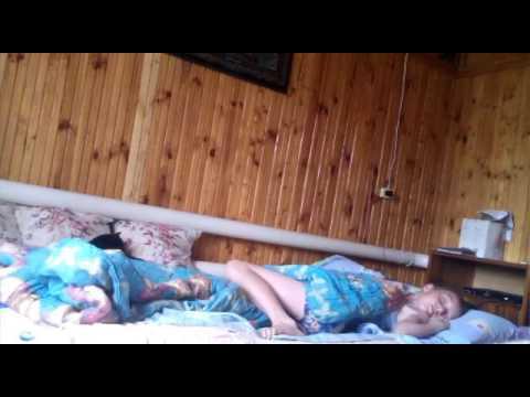 Моё утро у бабушки!✌