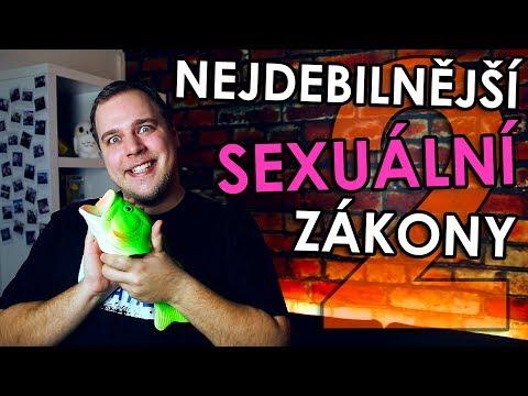 NEJDEBILNĚJŠÍ SEXUÁLNÍ ZÁKONY 2