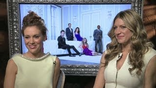 Mistresses - Alyssa Milano and Jes Macallan - Friendship & Infidelity