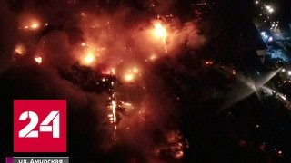 Пожар в Гольянове: спасатели понимали, что рискуют, но не могли не прийти на помощь