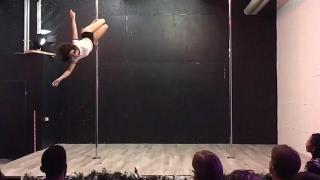 Pole Dance Perfomance / Spirit Fade - Kwabs