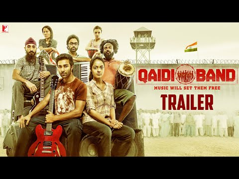 Qaidi Band | Official Trailer | Aadar Jain | Anya Singh