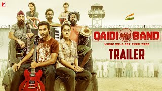 Qaidi Band | Official Trailer | Aadar Jain | Anya Singh