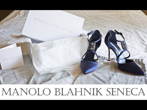 Manolo Blahnik Heels Review – Seneca – shoe review inc brand history, quality, comfort, sizing, fit
