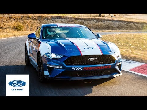 Ford Mustang Joins Supercars In Australia | Ford Australia