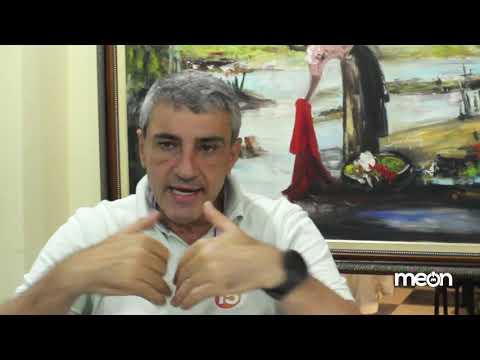 Entrevista: Saud (MDB) - candidato à prefeitura de Taubaté
