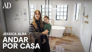 ANDAR POR CASA de la actriz Jessica Alba | AD España
