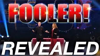 The Card Trick That Completely FOOLED Penn & Teller REVEALED!