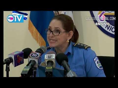 Policía Nacional garantizará seguridad en marcha del Movimiento por Nicaragua