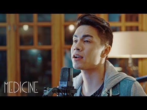 Medicine (Kelly Clarkson) - Sam Tsui Cover ft. Jason Pitts