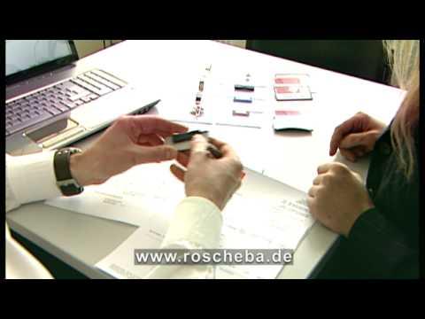 roscheba: Namensschilder, Ausweishüllen & Kartenhalter aus Karlsruhe