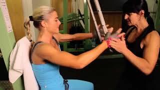 Fintess motivation. Girls fitness. Motivation trainings 1