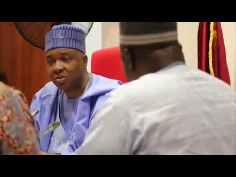 Closing Our Hospitals Is Not In The Nation's Interest. Saraki Tells Striking Health Workers