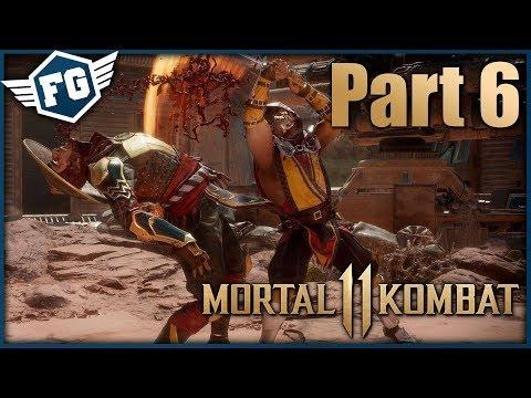 TROCHU JSEM SE POBLIL - Mortal Kombat 11 #6
