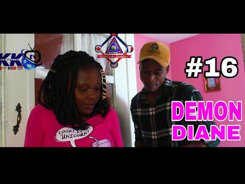 Mini serie DEMON DIANE #16