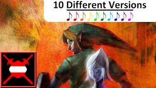 "10 Different Versions - ""Ballad of the Goddess"" from The Legend of Zelda: Skyward Sword"