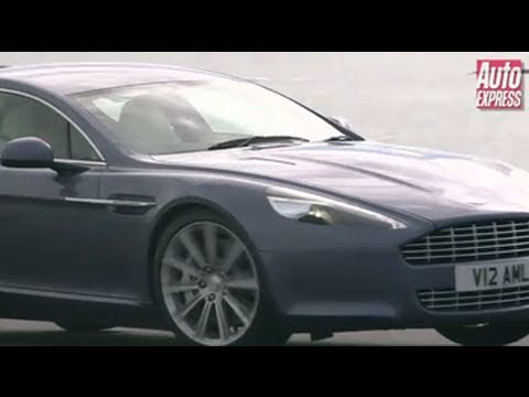 Aston Martin Rapide review  - Auto Express Performance Car of the Year