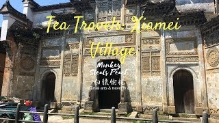 preview picture of video 'Tea Travels ep2: The Old Village of Xiamei in the Wuyi Mountains, Fujian China'
