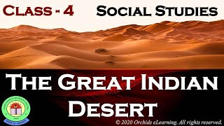 What is great indian desert