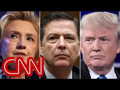 NYT: Trump wanted to order prosecution of Clinton, Comey