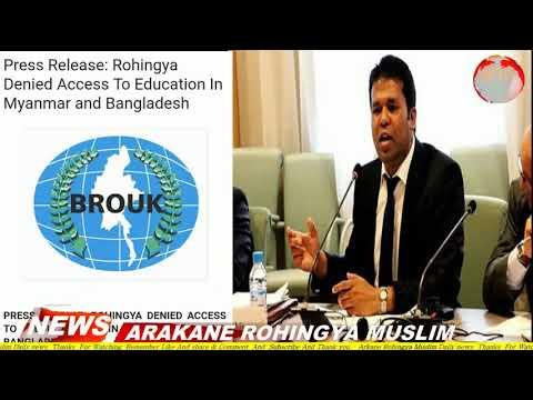 Today 14 December 2018#English News Translation in Rohingya Language By Mr Sherif Arakani