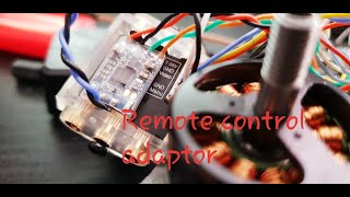How to connect a Runcam FPV Camera Remote Control Adapter