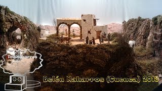 preview picture of video 'Belén de la Iglesia Naharros (Cuenca) 2013'