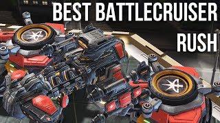 Professional Battlecruiser Rush compilation - Starcraft 2