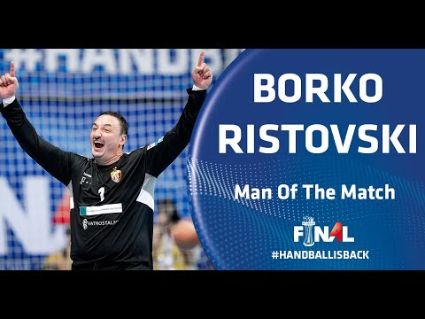 Who's here to save the day? BORKO THE GOALKEEPER | Man of the Match