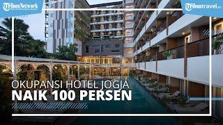 Pariwisata Jogja Begairah karena Banyak Kunjungan dari Wisatawan, Okupansi Hotel Capai 100 Persen