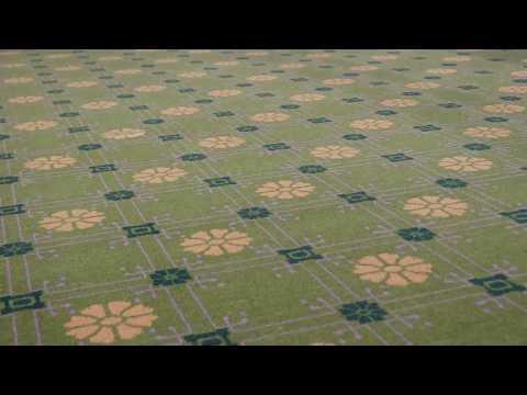 Custom Axminster: Floral Box thumbnail