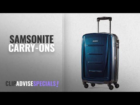Top 10 Samsonite Carry-Ons | 2018 Best Sellers