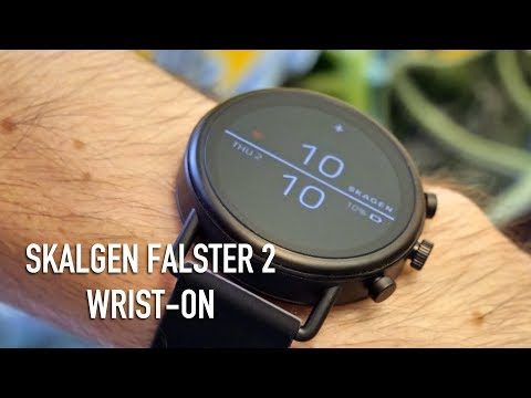 Skagen Falster 2 | Wrist-on Review