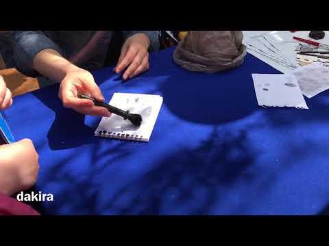 Как снять отпечатки пальцев с бумаги