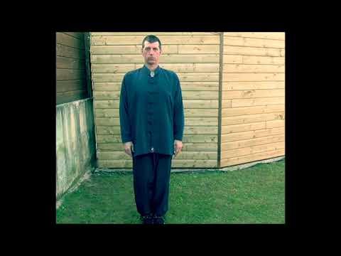Franck Soissons – Instructeur Qi Qong – Les genoux