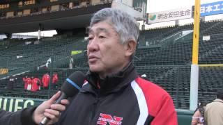 日本大学フェニックスインタビュー第68回甲子園ボウルが終わって
